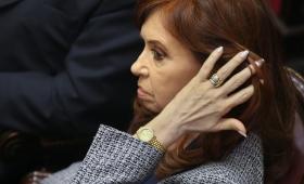 Cristina enfrentará su primer juicio oral en Febrero