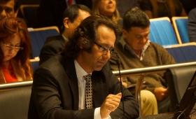 El ex diputado K Pietrowski, denunciado por violencia de género