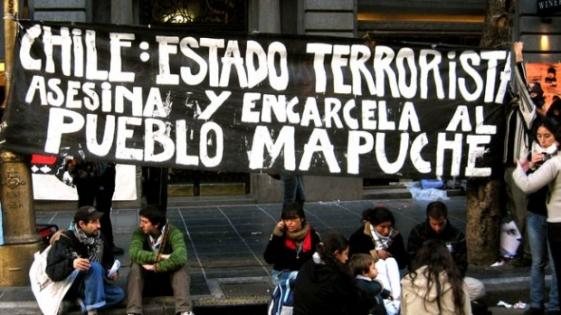 La ONU pide a Chile que no aplique ley antiterrorista a mapuches