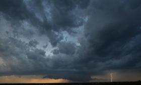 Tiempo: jueves con tormentas y chaparrones