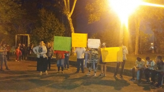 Marcharon pidiendo justicia por Marco Oviedo