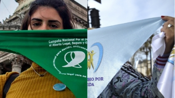 "Aborto legal: ""Esta discusión no nos tiene que dividir"", dijo Rajimón"