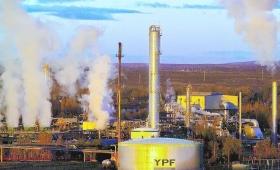 Continúa en alza la producción de gas y petróleo