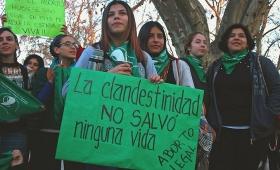 Crean registro de muertes por abortos clandestinos