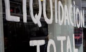 Cerraron 400 comercios en lo que va del año