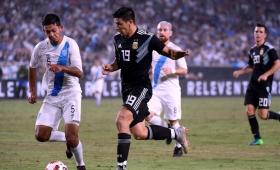 La Selección de Scaloni se prueba con Colombia
