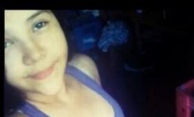 Buscan a Natalia de 14 años