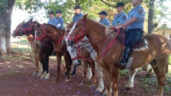 Movilizan a más de 2 mil policías en toda la provincia