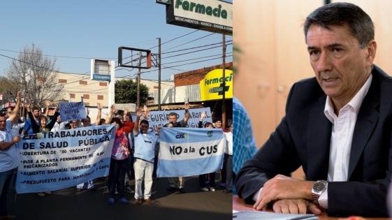 """Agulla """"promueve"""" el diálogo pero no llama a conciliación en Salud"""