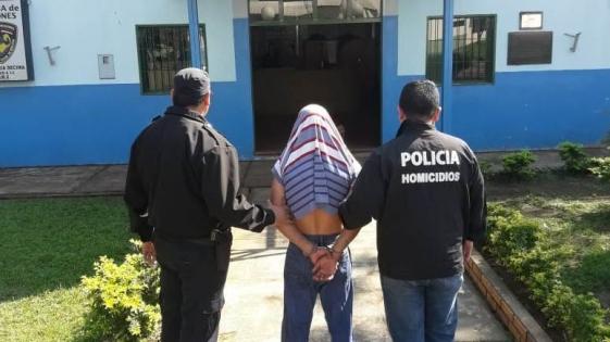 Ataque al sereno: capturaron al presunto agresor