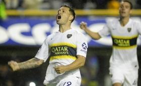 Boca volvió al triunfo con una goleada ante Colón