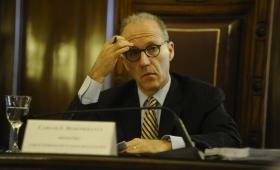 Este lunes, Rosenkrantz asume la presidencia de la Corte Suprema