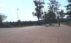 Esperanza: chocaron dos motos y murió un hombre