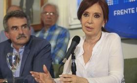 """Rossi: """"Hay persecución política y judicial contra Cristina"""""""