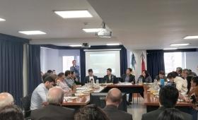 Díaz defendió el Presupuesto y eludió el reclamo de guardaparques