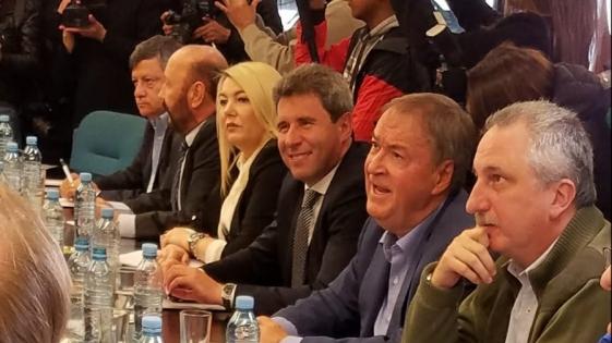 Passalacqua adelantó su apoyo al presupuesto