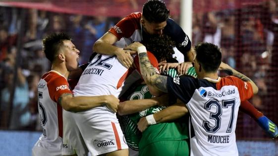Copa Argentina: San Lorenzo pasó por penales