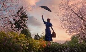 Emily Blunt sorprende como la nueva Mary Poppins