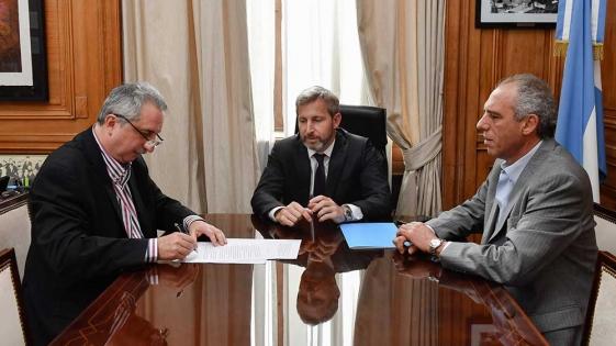 La provincia firmó el Consenso Fiscal 2018