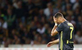 Champions: Ronaldo fue expulsado y se marchó llorando
