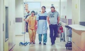 Bolsonaro trabajará desde el hospital una vez que sea operado