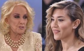 Duro cruce entre Mirtha Legrand y Jimena Barón por el aborto