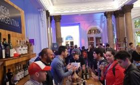 El mate en encuentro de coctelería y bartenders en Buenos Aires