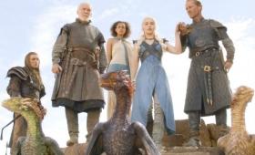 "Emilia Clarke y un tatuaje homenaje a ""Game of Thrones"""