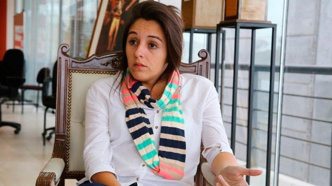 Vuelve al Gobierno de Rodríguez Saa la funcionaria que se filmó drogada