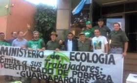 Guardaparques anticipan nuevo acampe en Ecología