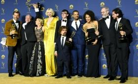 Game of Thrones se llevó el Emmy a la Mejor Serie de Drama