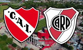 Independiente y River protagonizan un lindo choque copero