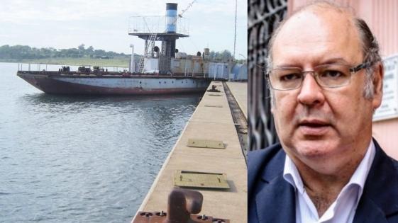 Lichowski, sin argumentos ante la caída de la licitación del puerto
