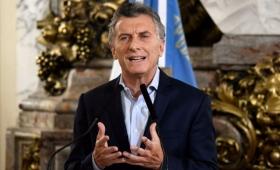 """Macri: """"A partir de acá vamos a ir bajando la inflación"""""""