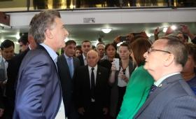 Macri manifestó su apoyo a gendarmes