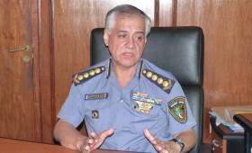 Diez días de licencia para el jefe de la Policía