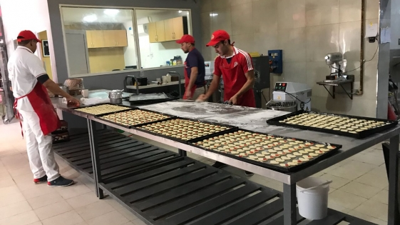 Industriales panaderos se declararon en crisis