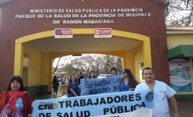 Administración pública: salarios pobres y aprietes para evitar reclamos