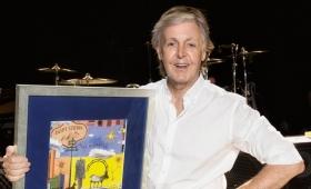 Paul McCartney volvió a la cima de ventas en Estados Unidos
