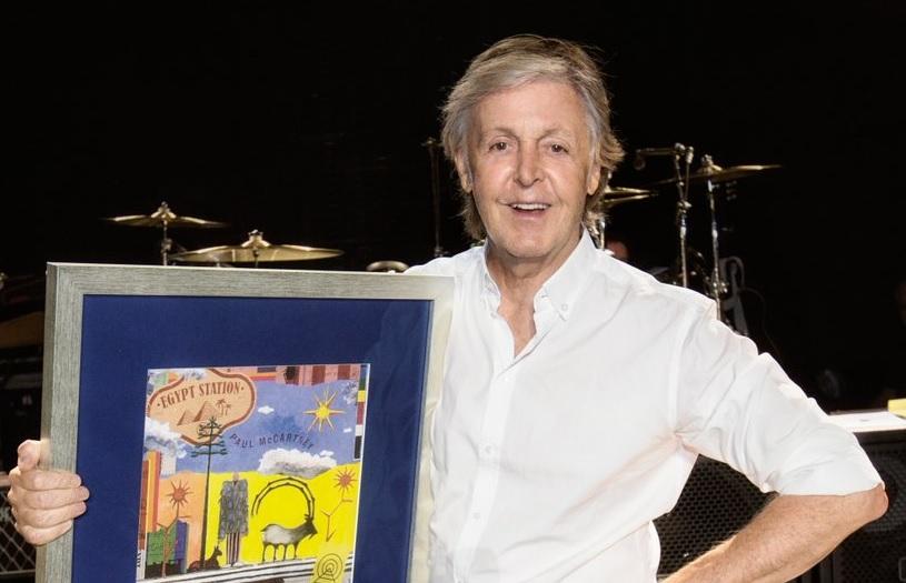 Spotify anuncia playlist exclusiva de Paul McCartney