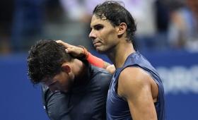 Nadal pasó a semifinales en un épico partido ante un gran Thiem