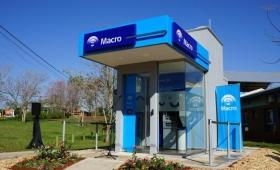 Nuevo cajero automático de Macro en Apóstoles