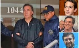 Repercusiones de la detención de Oscar Thomas