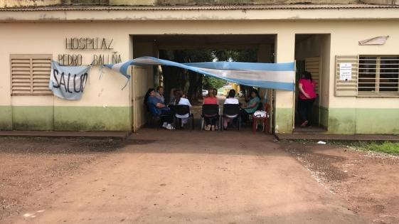 """Trabajadores del Baliña esperan el """"pase a planta"""""""