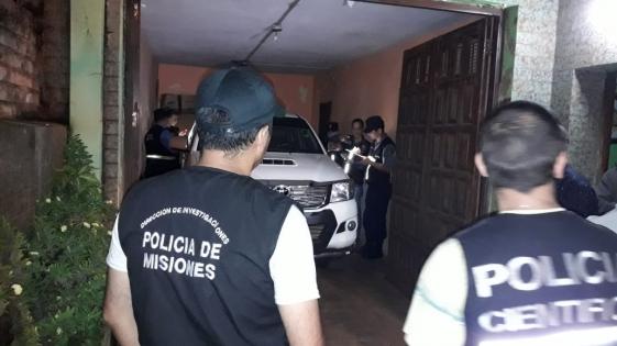 Detuvieron a un sospechoso por el ataque y secuestro