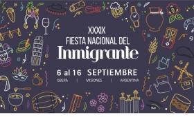 """Tras el """"Bochorno Arquev"""", empieza la XXXIX Fiesta Nacional del Inmigrante"""