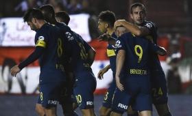 Superliga: Boca derrotó 1-0 a Argentinos