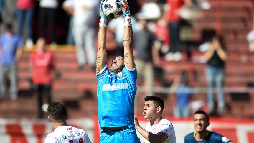 Boca avanza en la contratación de Marcos Díaz