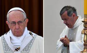 Francisco acepta la dimisión de obispos chilenos por abusos sexuales