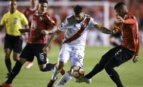 Libertadores: River e Independiente juegan el pase a semifinales